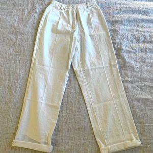 John Galt (Brandy Melville) white pants